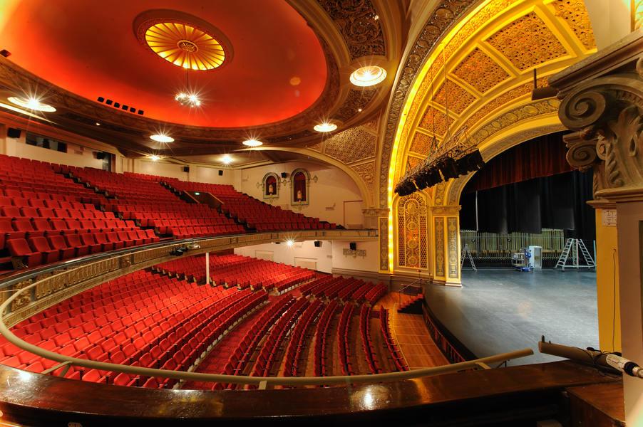 Regent Theatre Oakley Gray Architects