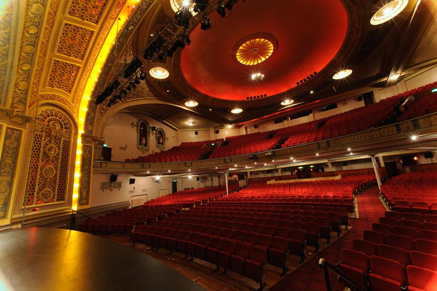 Regent Theatre - Oakley Gray Architects